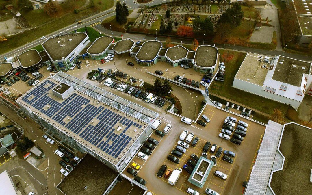 Automotive Dealer Completes Rooftop Renovation with Solar Direct